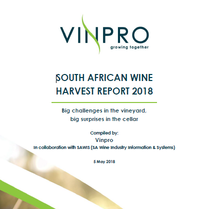 SA Wine: Harvest Report 2018