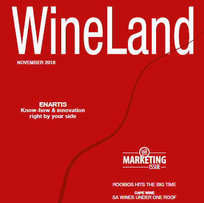 WineLand magazine: November 2018