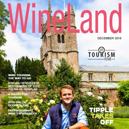 WineLand magazine: December 2018