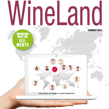 WineLand magazine: February 2019