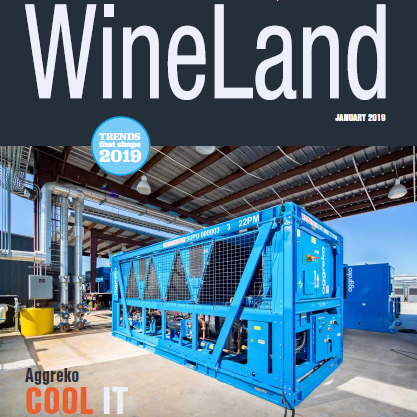 WineLand magazine: January 2019