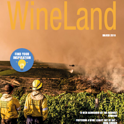 WineLand magazine: March 2019