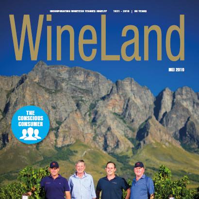 WineLand magazine: May 2019