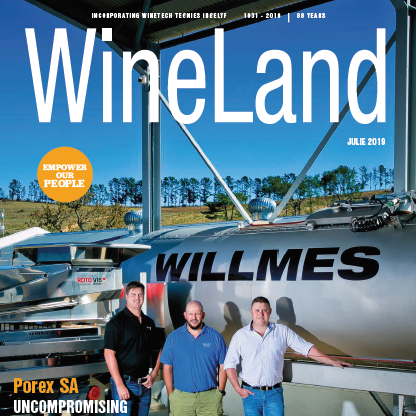 WineLand: July 2019