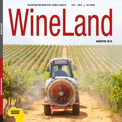 WineLand: August 2019