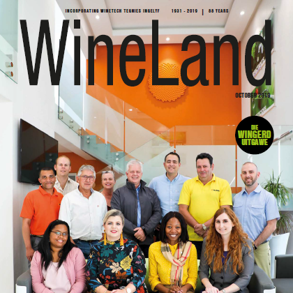 WineLand: October 2019